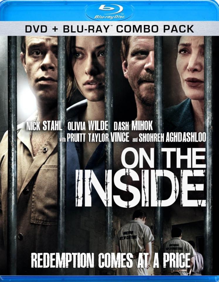 плакат фильма Blu-Ray Изнутри*