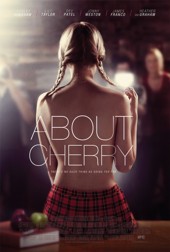 плакат фильма постер Черри