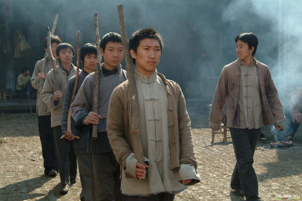 кадры из фильма Дети Хуанг Ши