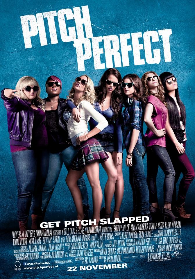 плакат фильма постер Идеальный голос