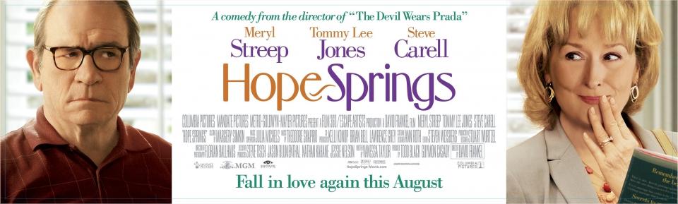 плакат фильма баннер Весенние надежды