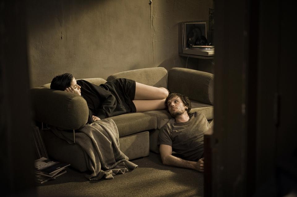 кадры из фильма Их первая ночь Катерин де Леан, Димитри Сторож,