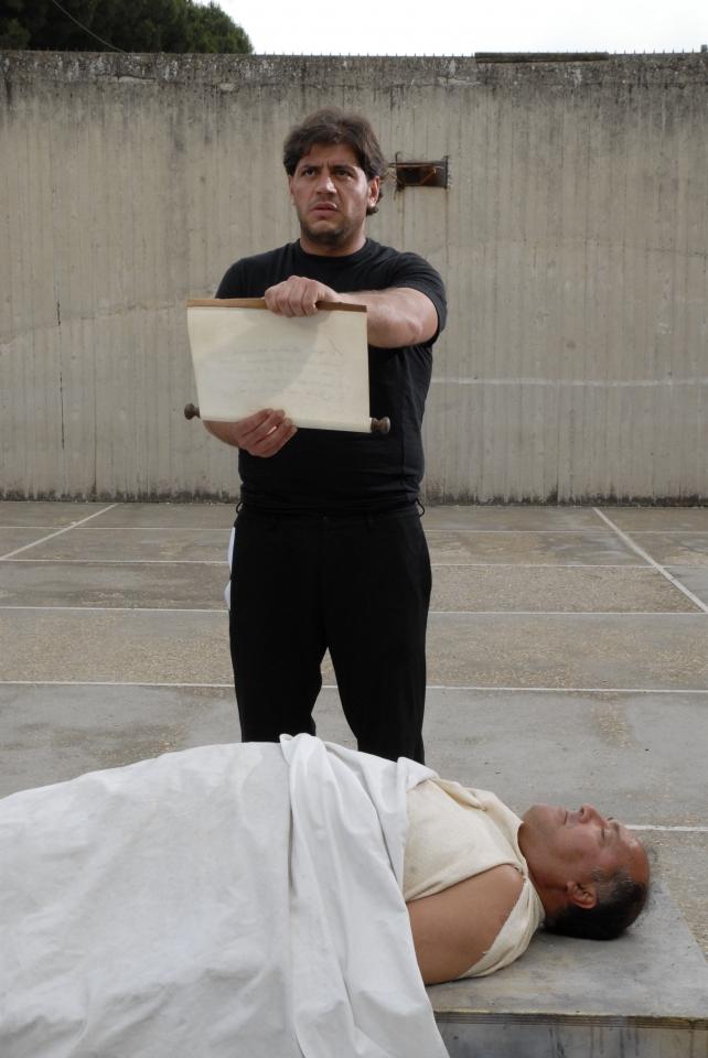 кадры из фильма Цезарь должен умереть