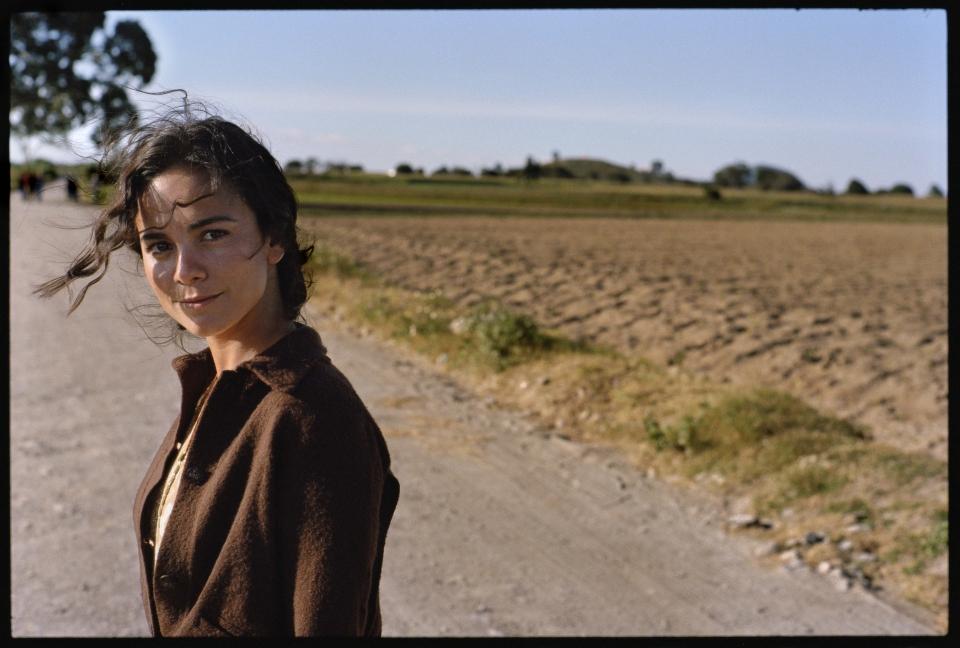 кадры из фильма На дороге Алиса Брага,