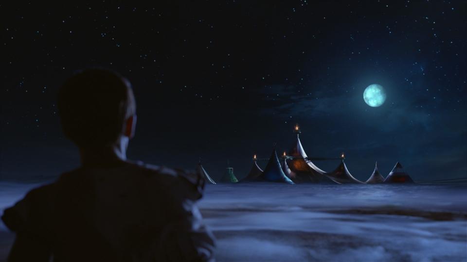 кадры из фильма Cirque du Soleil: Сказочный мир