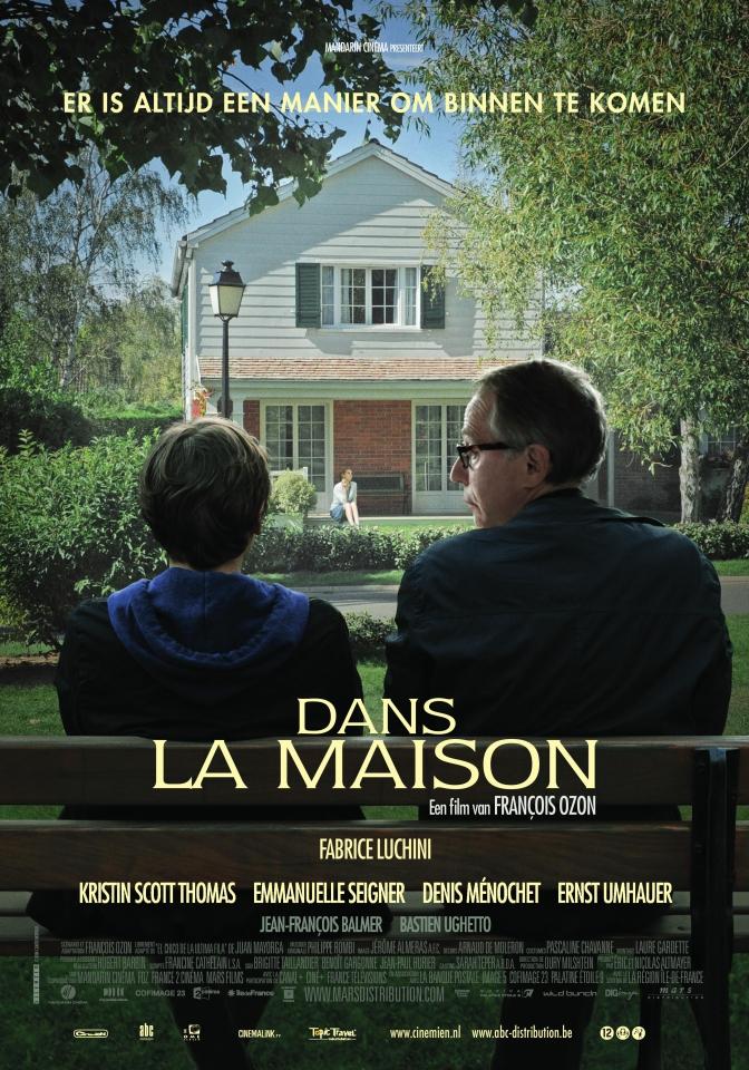 плакат фильма постер В доме