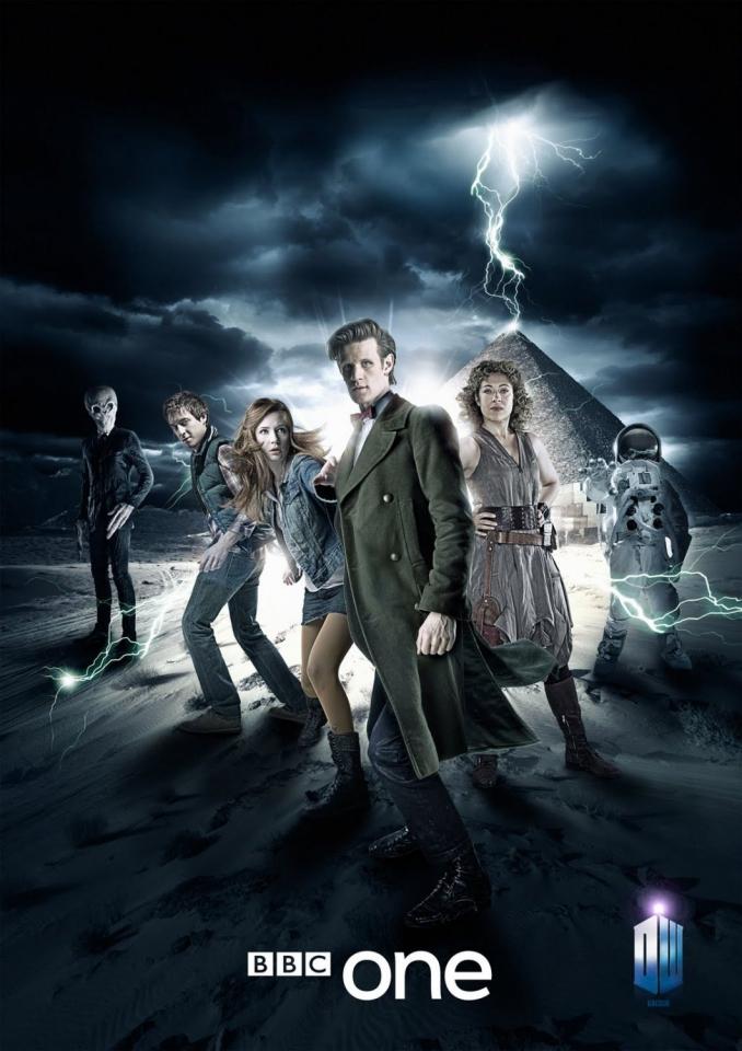 плакат фильма Доктор Кто