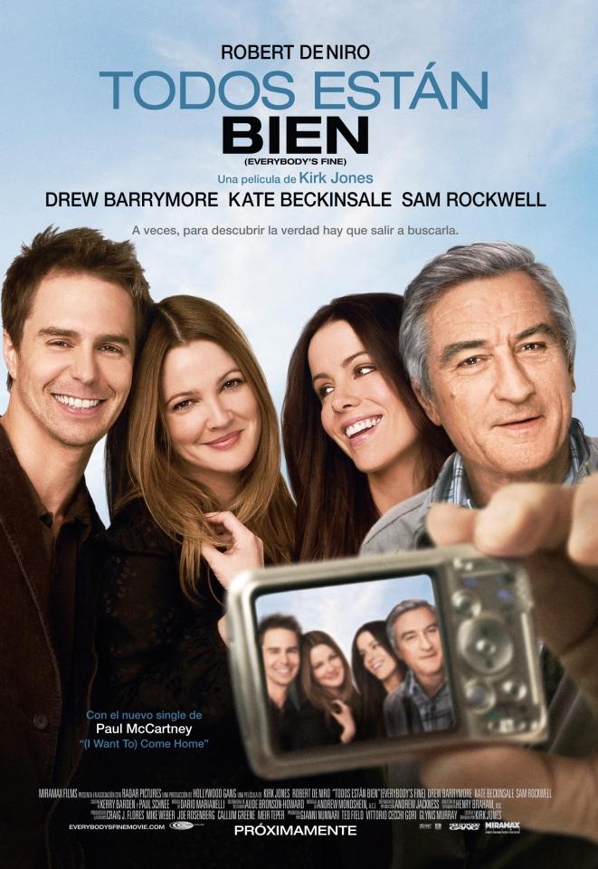 плакат фильма постер Все путем