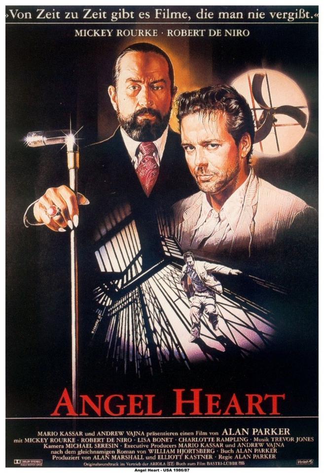 плакат фильма постер Сердце Ангела