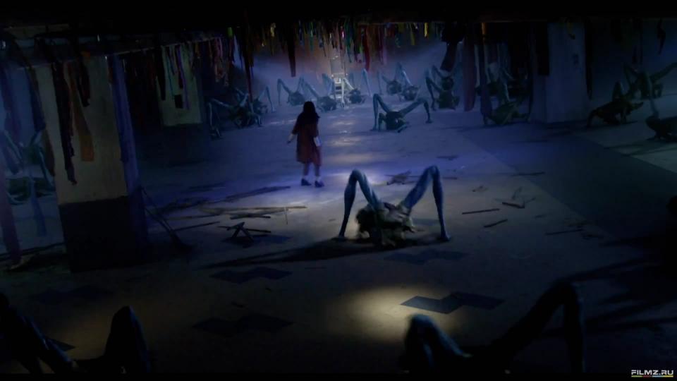 кадры из фильма Проклятье 3D