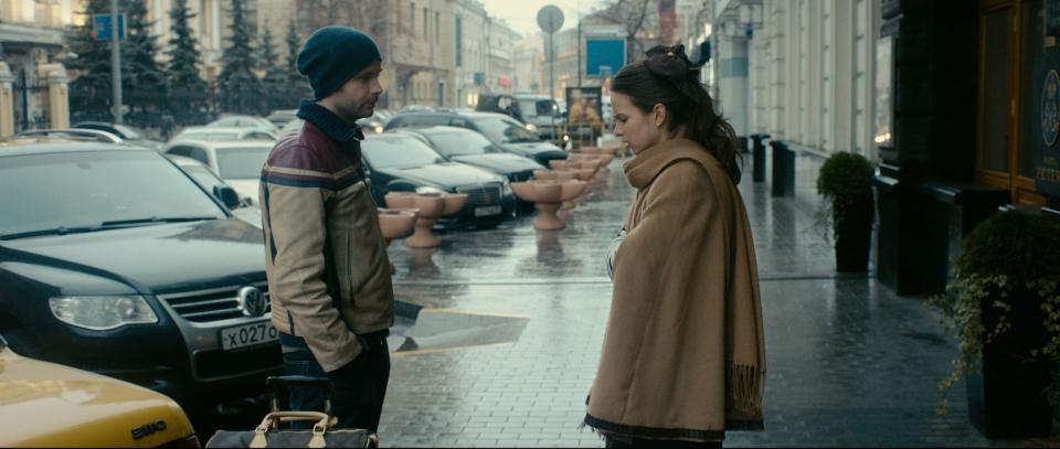 кадры из фильма Всё просто Соня Карпунина, Клим Шипенко,