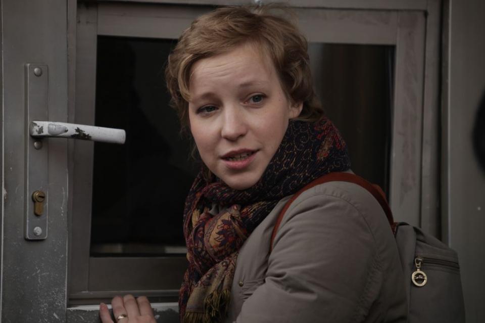 кадры из фильма Я буду рядом Мария Шалаева,