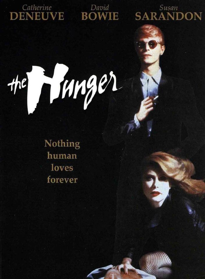плакат фильма Голод