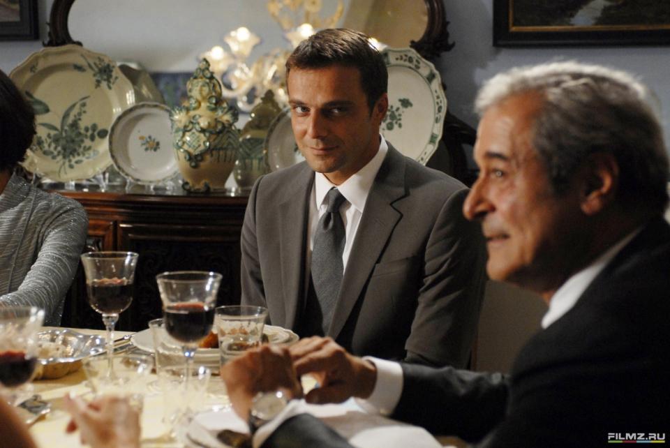 кадры из фильма Холостые выстрелы Эннио Фантастикини, Алессандро Прециози,