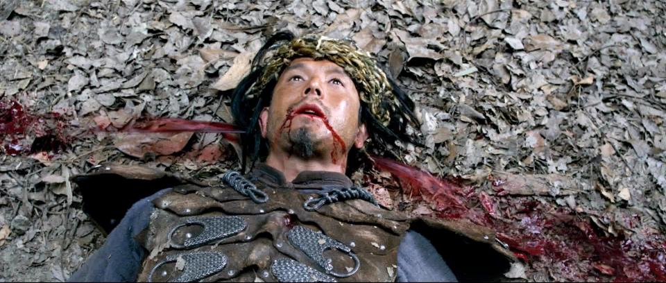 кадры из фильма Железный кулак