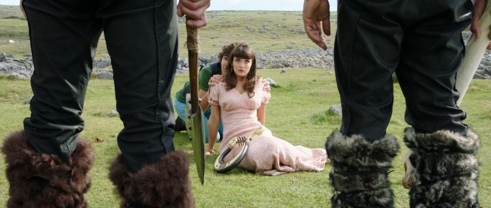 кадры из фильма Астерикс и Обеликс в Британии Шарлотта Ле Бон,