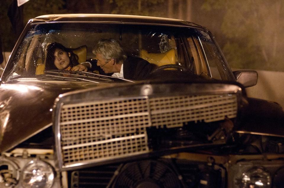 кадры из фильма Порочная страсть Летиция Каста, Ричард Гир,