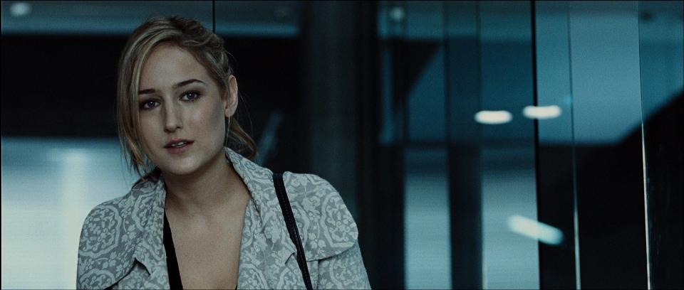 кадры из фильма Москва 2017 Лили Собески,