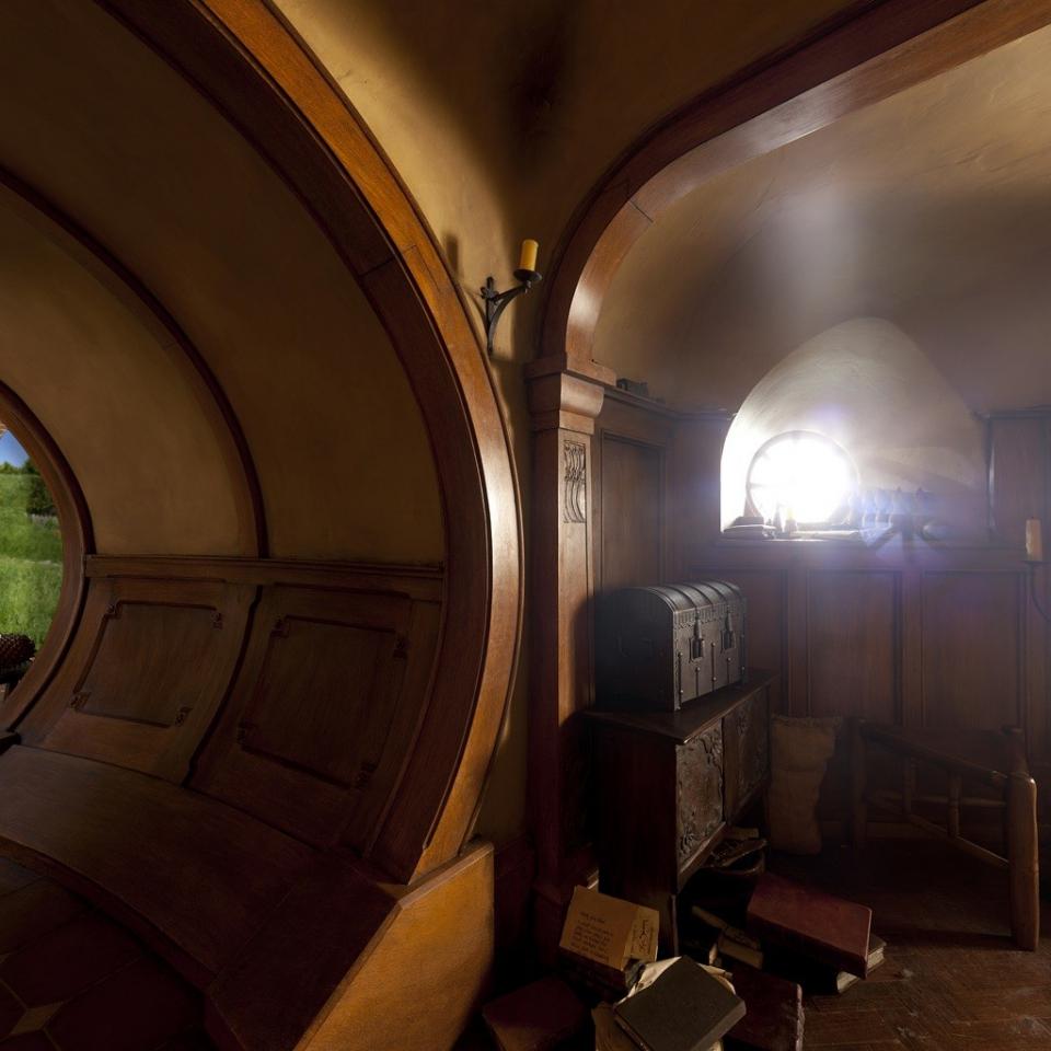 кадры из фильма промо-слайды Хоббит: Нежданное путешествие