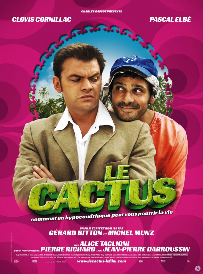 плакат фильма постер Кактус