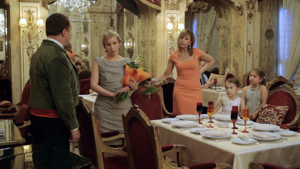 кадры из фильма Пока ночь не разлучит Евгений Сытый, Мария Шалаева, Алена Долецкая,