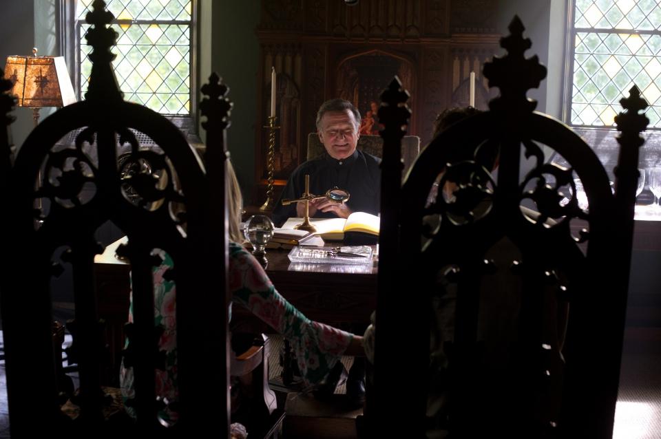 кадры из фильма Большая свадьба Робин Уильямс,