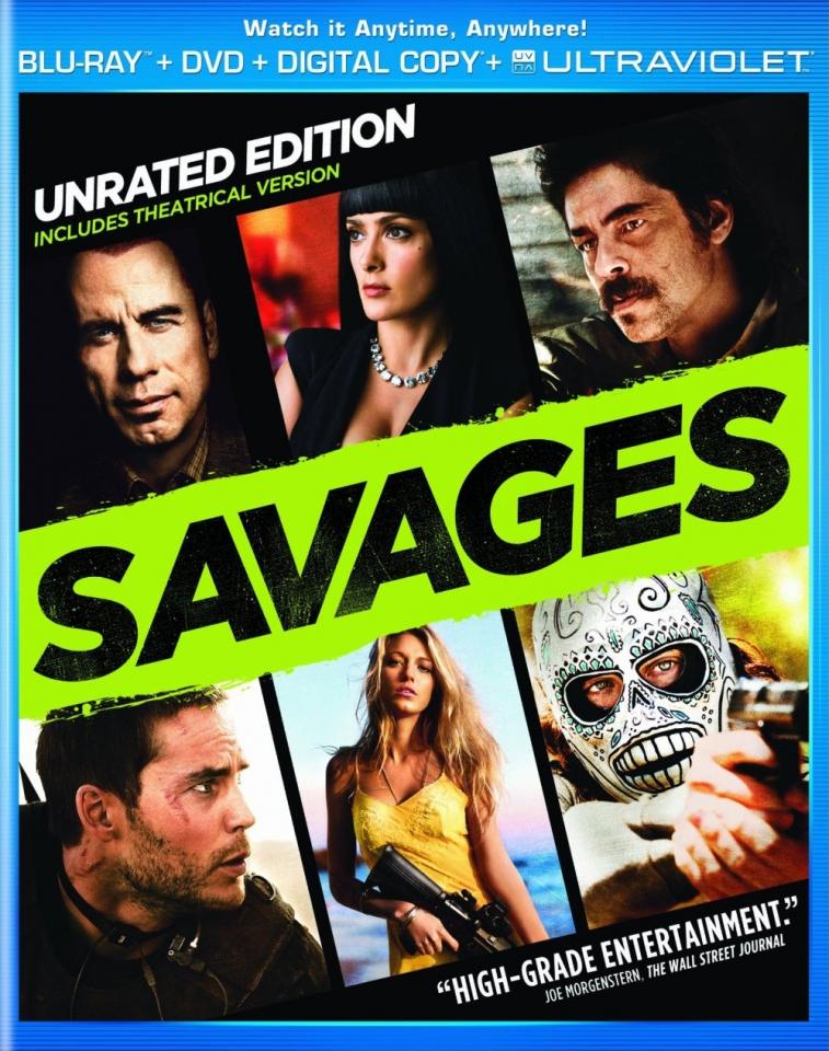 плакат фильма Blu-Ray Особо опасны