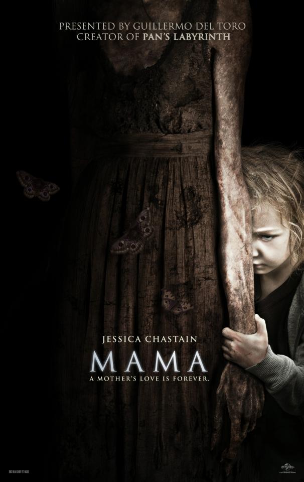 плакат фильма постер Мама