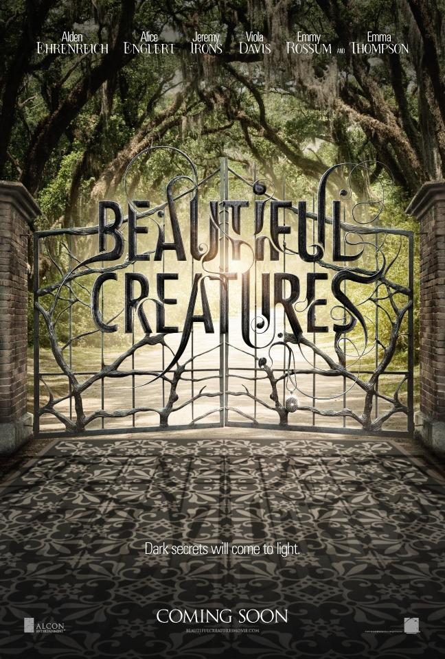 плакат фильма постер Прекрасные создания