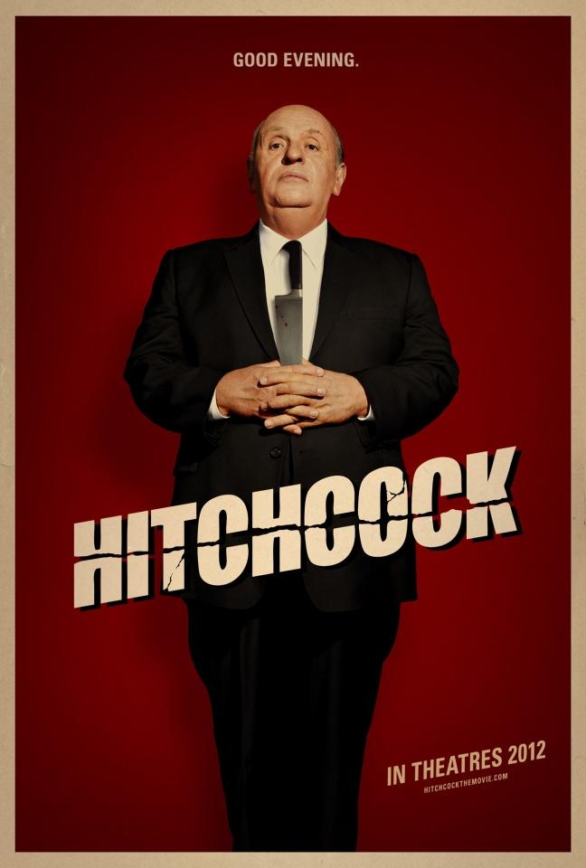 плакат фильма постер Хичкок