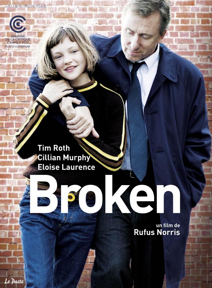 плакат фильма постер Сломленные