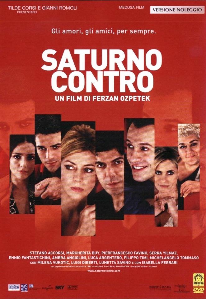 плакат фильма постер DVD Сатурн в противофазе*