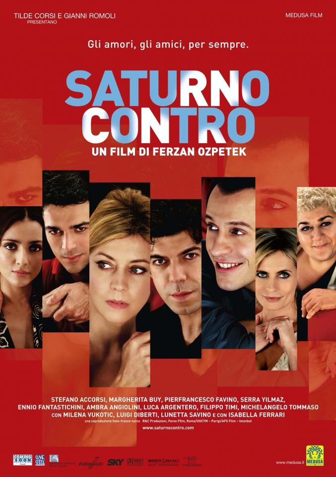 плакат фильма постер Сатурн в противофазе*