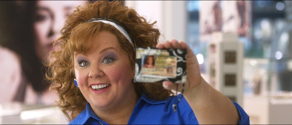 кадры из фильма Поймай толстуху, если сможешь Мелисса МакКарти,
