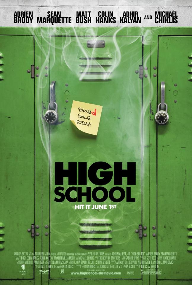 плакат фильма постер Крутые кексы