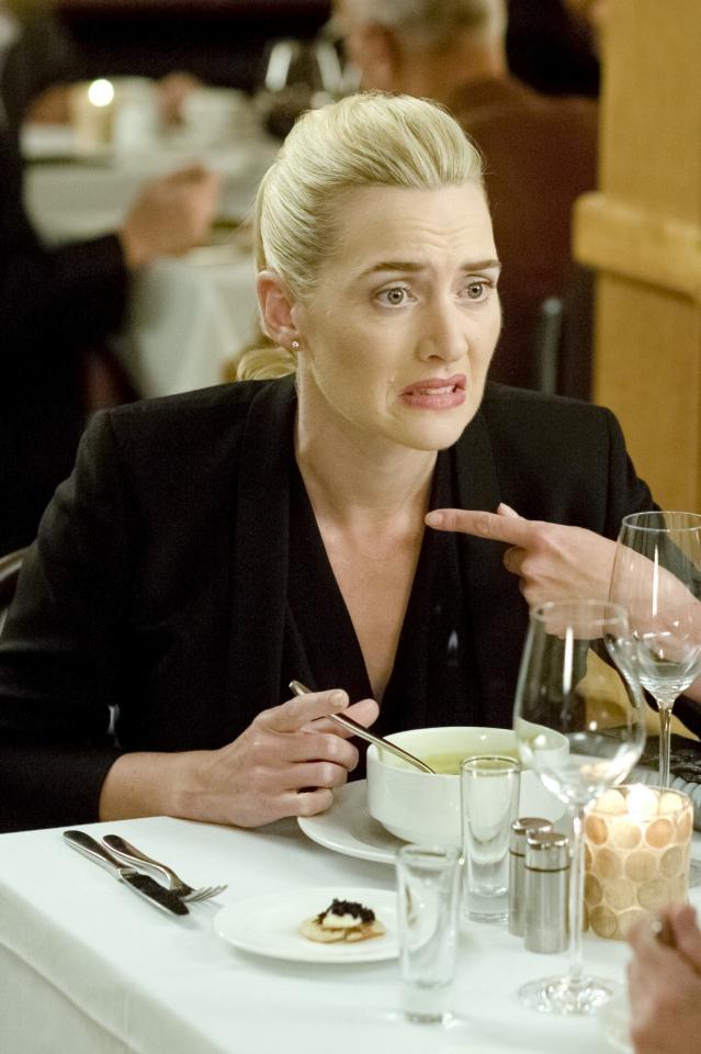 кадры из фильма Муви 43 Кейт Уинслет,