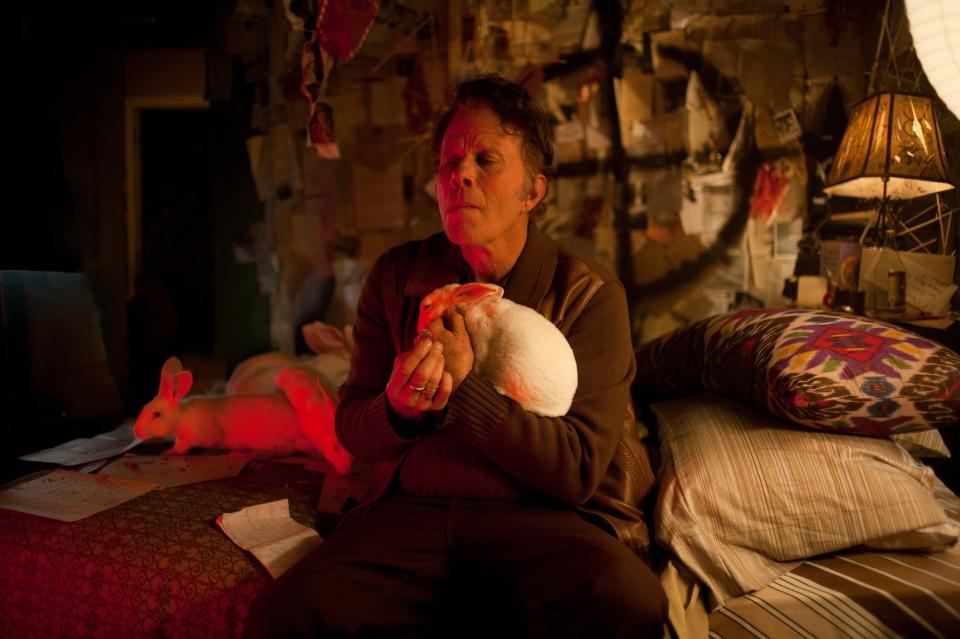 кадры из фильма Семь психопатов Том Уэйтс,