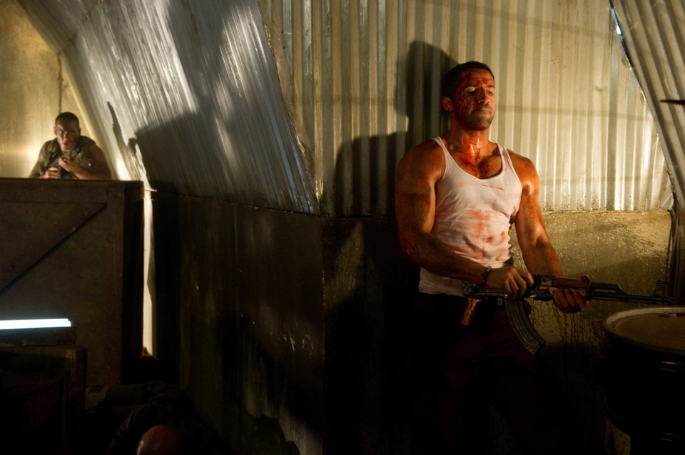 кадры из фильма Универсальный солдат 4 Скотт Эдкинс,