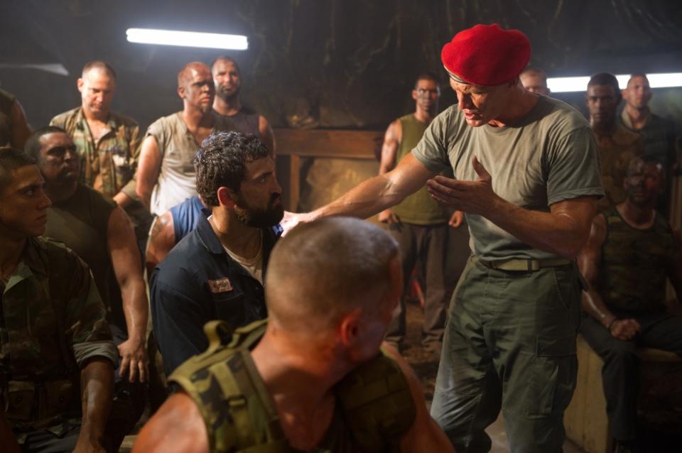 кадры из фильма Универсальный солдат 4 Андрей Арловский, Дольф Лундгрен,