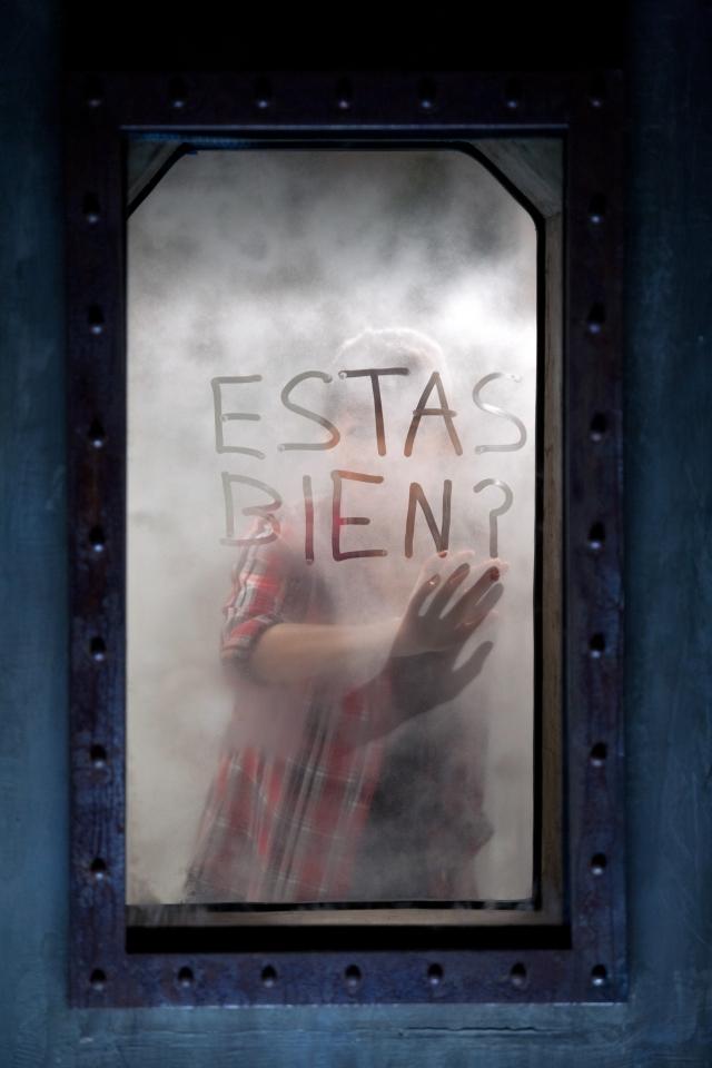 кадры из фильма Бункер Мартина Гарсия,