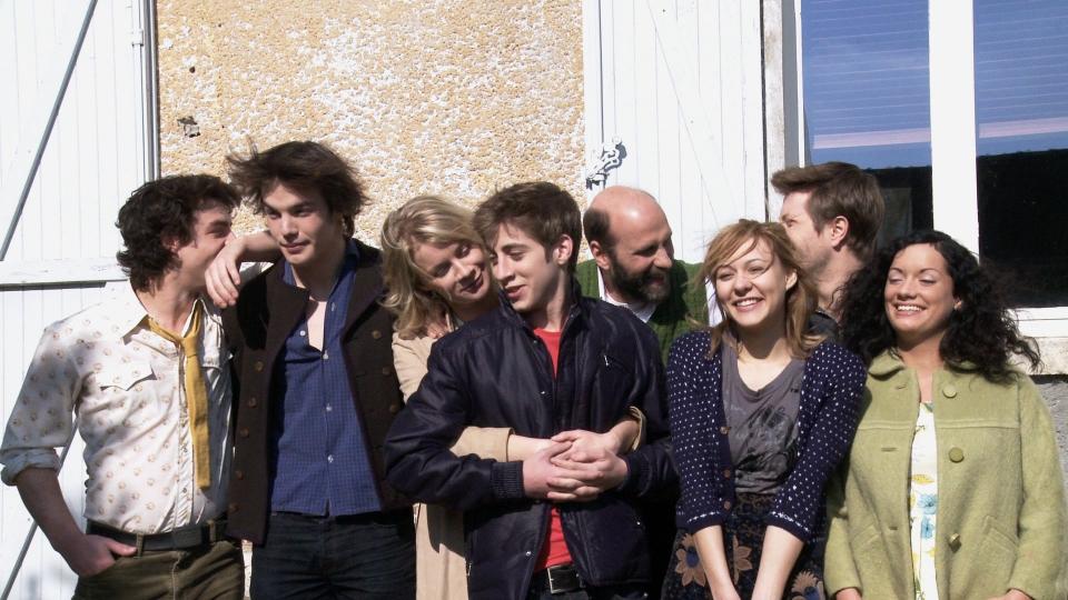 кадры из фильма Сексуальные хроники французской семьи Матиас Меллуль,