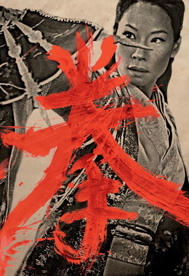 плакат фильма характер-постер Железный кулак