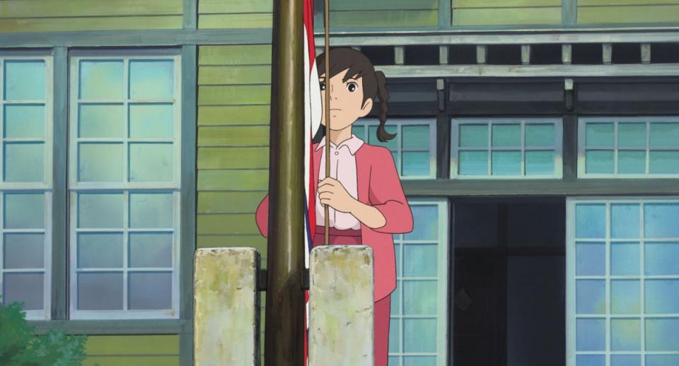 кадры из фильма Со склонов Кокурико