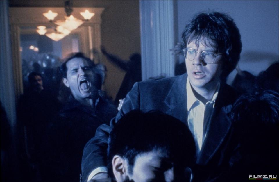 кадры из фильма Лестница Иакова Тим Роббинс,