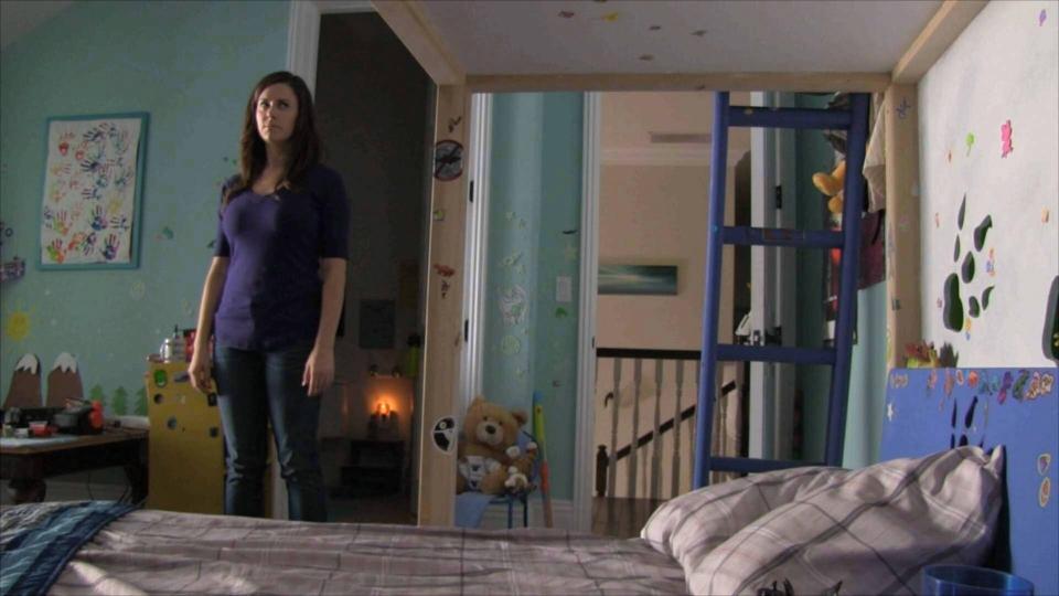 кадры из фильма Паранормальное явление 4 Кэти Физерстон,