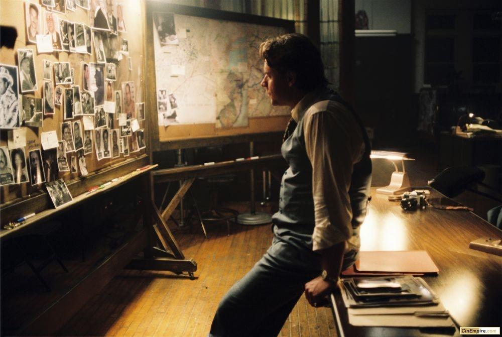 кадры из фильма Гангстер