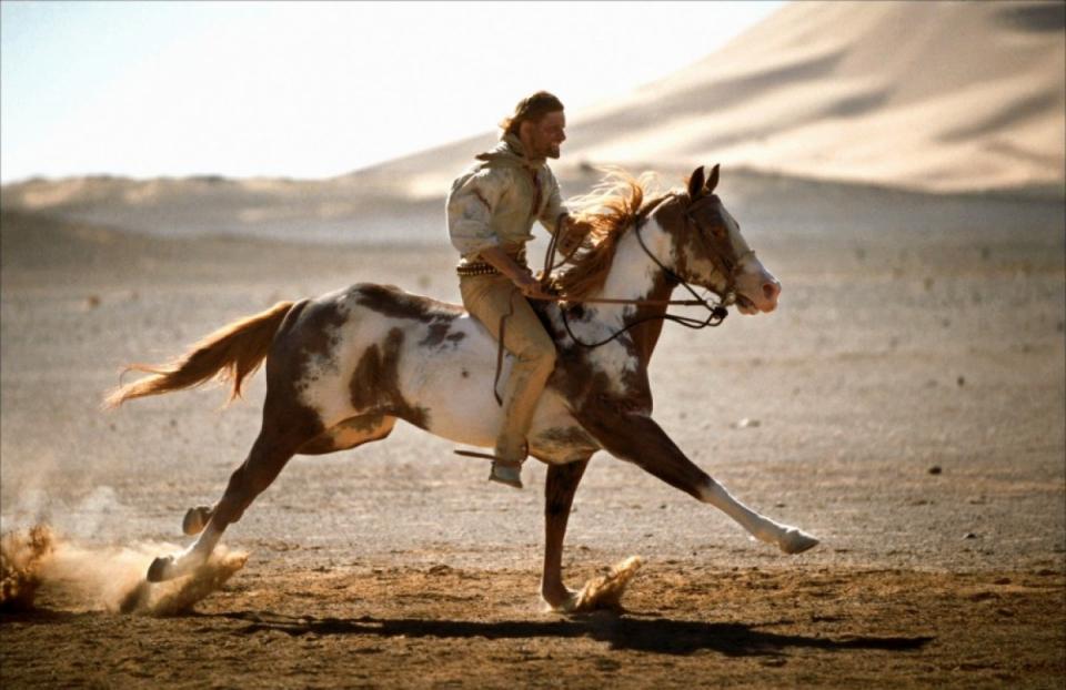 кадры из фильма Идальго: Погоня в пустыне Вигго Мортенсен,