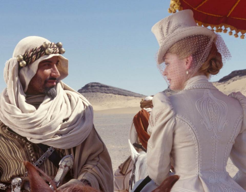 кадры из фильма Идальго: Погоня в пустыне Луиза Ломбард,