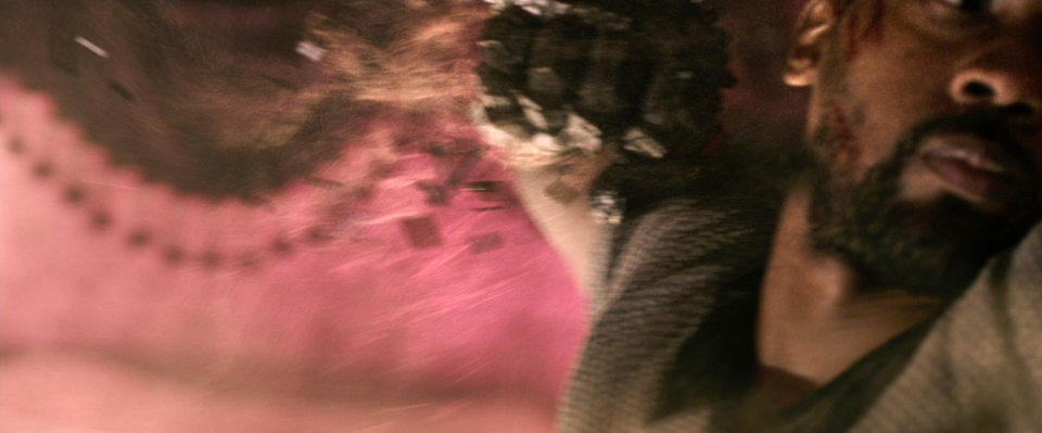 кадры из фильма Железный кулак  RZA,