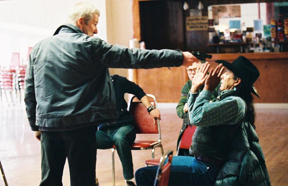 кадры из фильма Паства